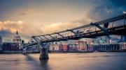 2016 Couleur Pont(s) 4 Prix - Millénium bridge - MOULIN Olivier - Orléans