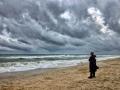 2016 IP - Thomas Bernadette - Pêcheur dans la tempête