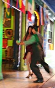 2013 - Gislaine Devillard - Tango à Buenos Aires