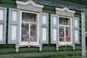 Gislaine Devillard - Fenêtre d'Isba - Russie 3