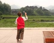 Gislaine Devillard - Voyage dans une bulle de savon - Chine 2