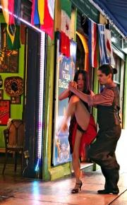 2013 - Gislaine Devillard - Tango à Buenos Aires (Accessit)