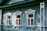 Gislaine Devillard - Fenêtre d'Isba - Russie 2