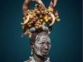 2018- FRUITS  LEGUMES - ACCESSIT - Yves CHATEAU - ETHIOPIENNE