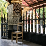 LAOS Chaise-temple