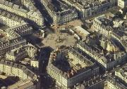 Orléans - Place du Martroi avant le tram